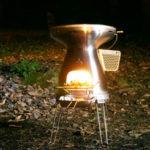 BioLite BaseCamp Wood Burning Camp Stove