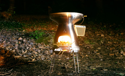 BioLite BaseCamp Wood Burning Camp Stove Review 2019