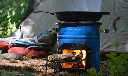 EcoZoom Versa Rocket Survival Stove Review 2019