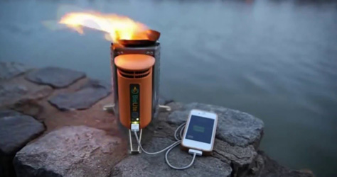 BioLite CampStove Campstove 2 Wood Burning & USB Charging Camp Stove Review 2019