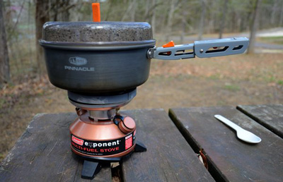 Coleman Exponent Multi Fuel Stove Review 2019