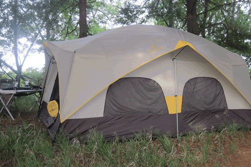 Browning Camping Big Horn Family Hunting Tent 2019 8