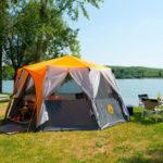 Coleman Octagon tent 98